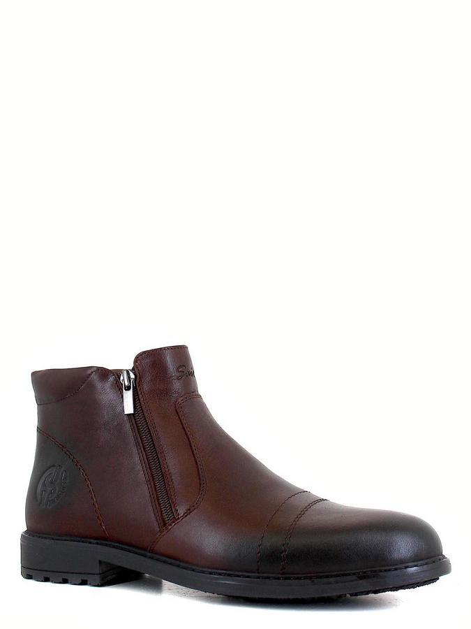 Sairus ботинки 27-15551-34 т.коричневый