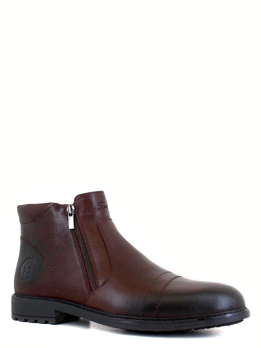 Sairus ботинки 27-15551-34 т.коричневый (xl)
