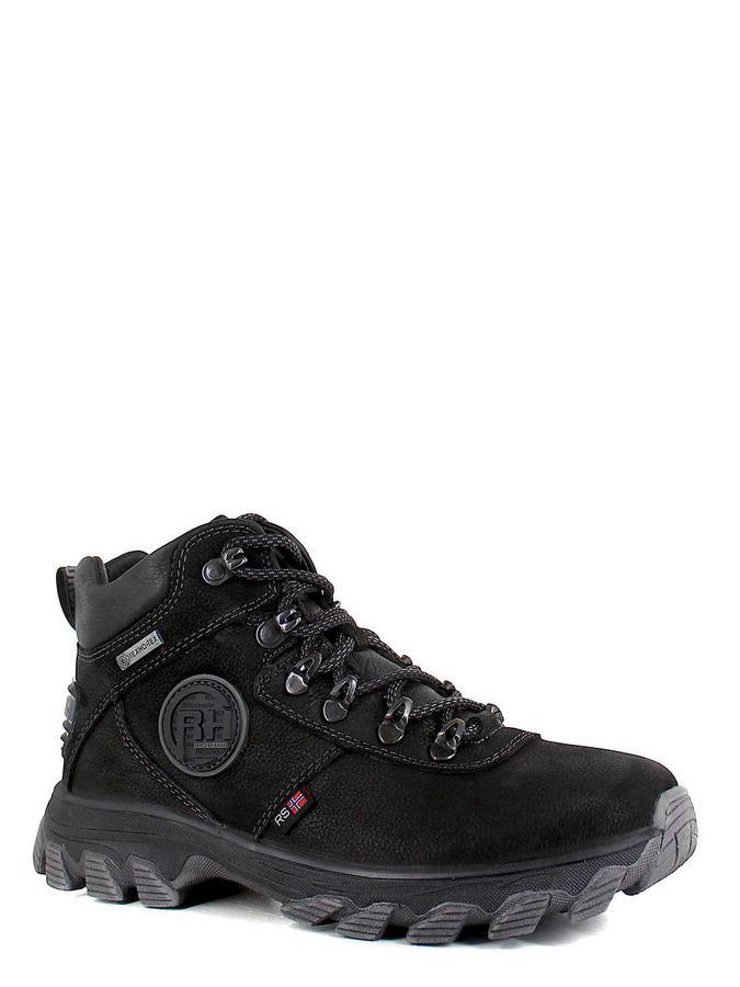 Nine Lines ботинки 4038-2 черный