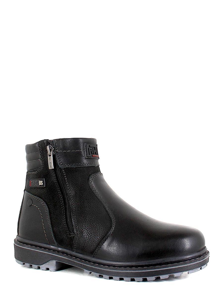 Nine Lines ботинки высокие 4068-1 черный