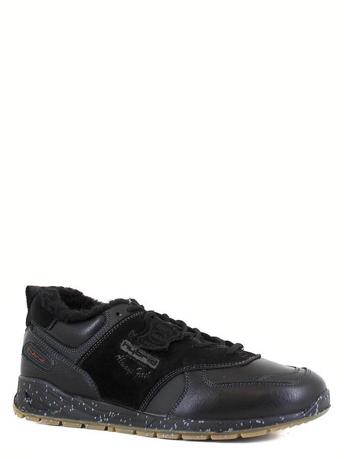 Hybrid ботинки 10082-11 чёрный