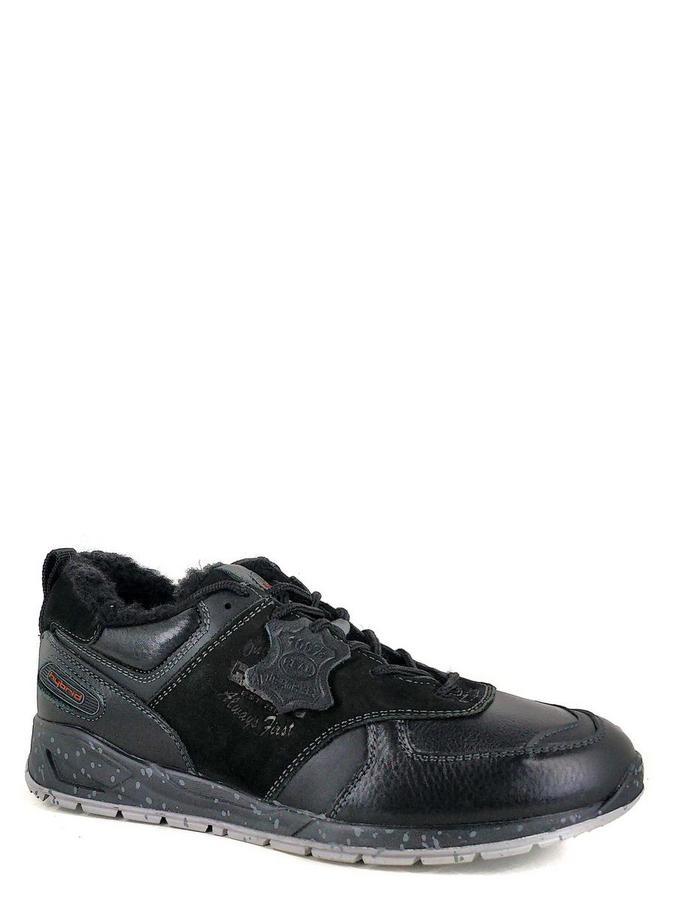 Hybrid ботинки 10082-1 чёрный