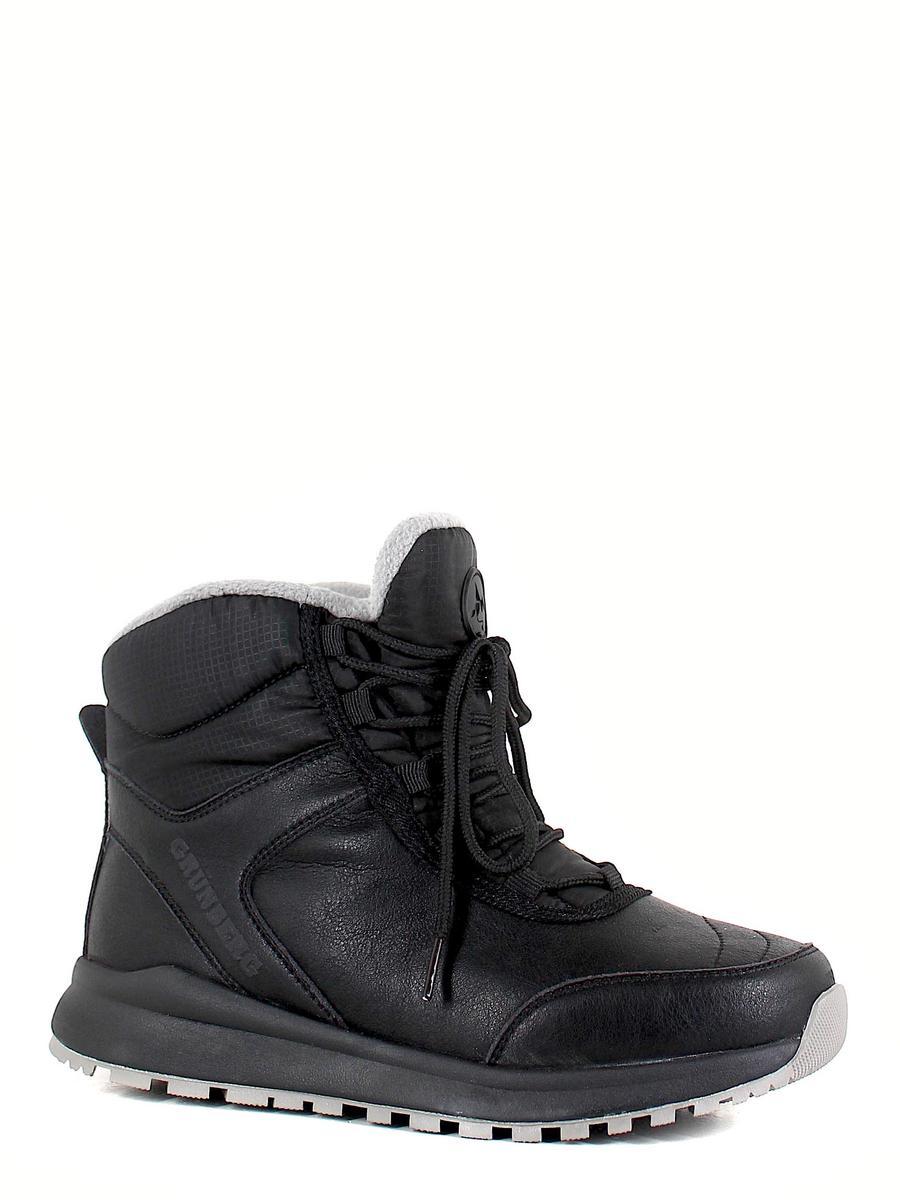 Grunberg ботинки 198555/12-01 чёрный (xl)