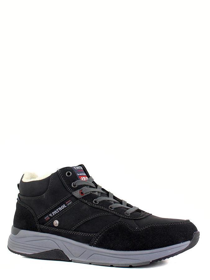 Patrol ботинки 461-258im-20w-01-1 чёрный