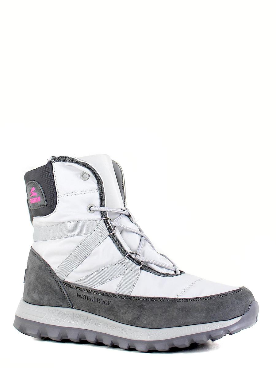 SIGMA ботинки m19329k-2-6 серый