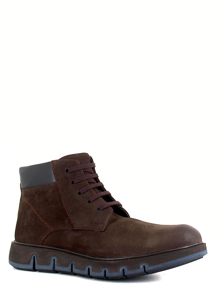 Bonty ботинки высокие 153-1313-2 коричневый (xl)