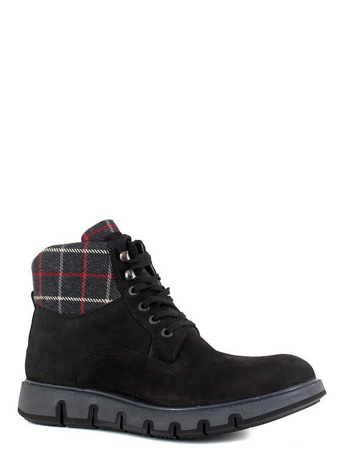 Bonty ботинки высокие 163-1314 чёрный