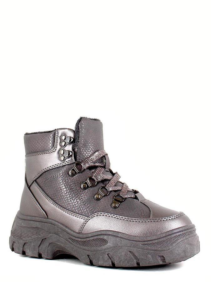 Nobbaro ботинки 01nb-02-01f серый