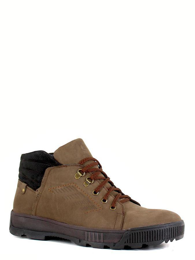 Valser ботинки 601-548M оливковый