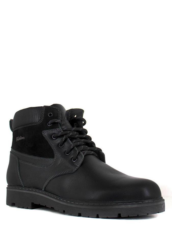 Valser ботинки 601-607m чёрный
