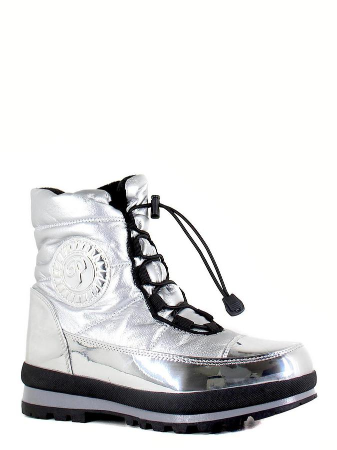 Patrol ботинки высокие 232-115im-20w-8/01-34 сер
