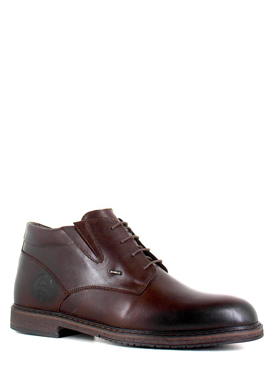 Sairus ботинки 29-75079-34 коричневый (xl)