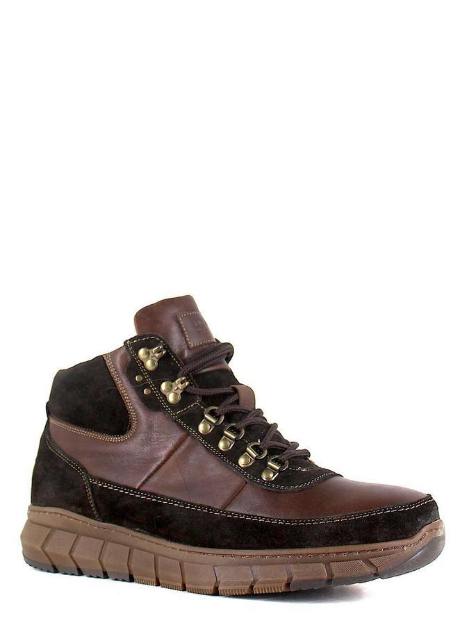 Enrico ботинки 1883-269 цвет 113 коричне