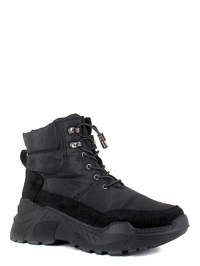 Betsy ботинки высокие 998094/01-01 чёрный