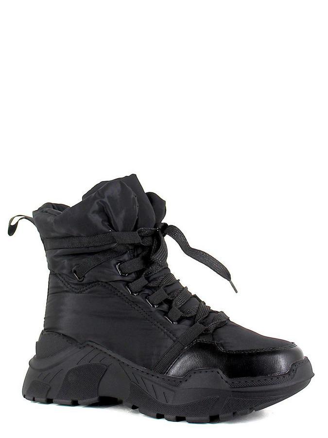 Betsy ботинки высокие 998094/02-01 чёрный