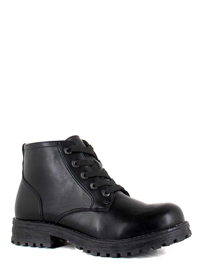 Keddo ботинки 598127/16-01 чёрный