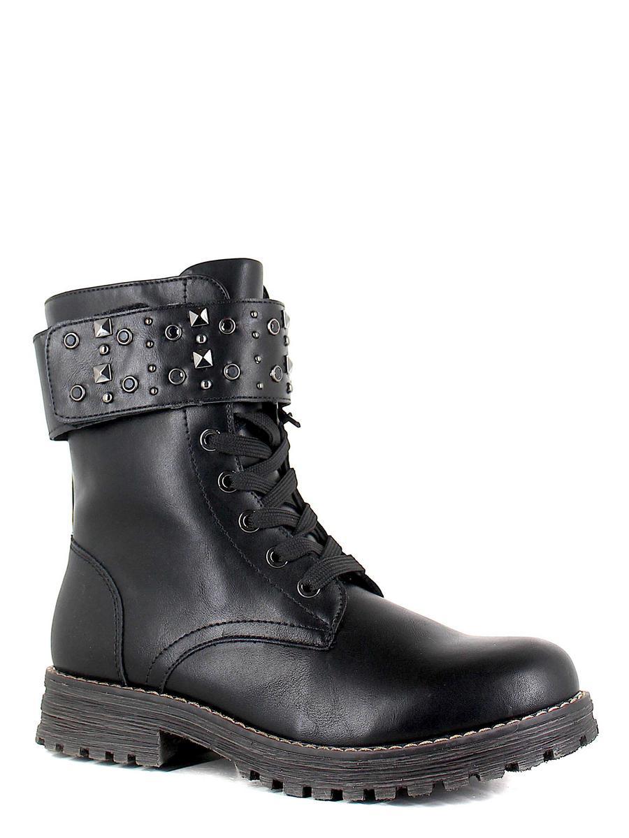 Keddo ботинки высокие 588127/22-01 чёрный