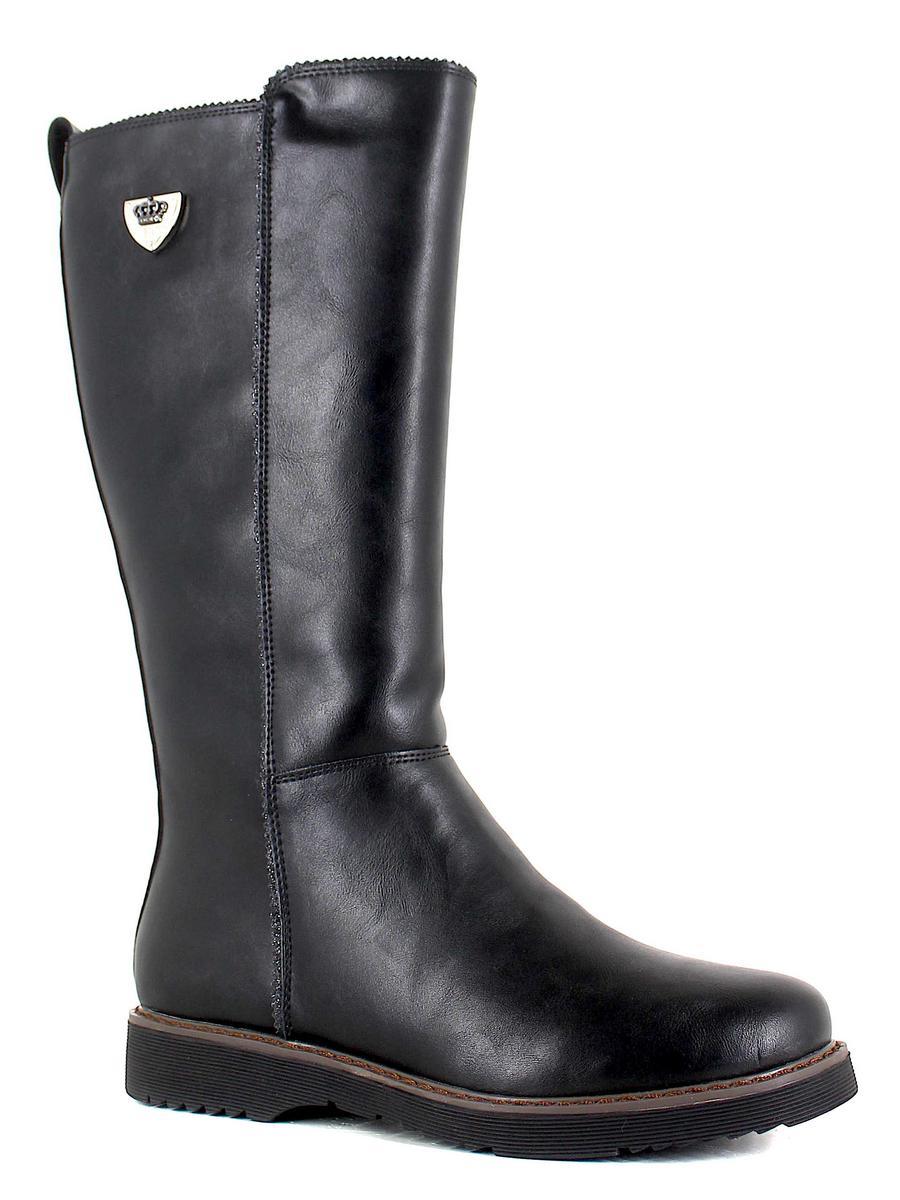 Keddo сапоги 588133/08-01 чёрный (xl)