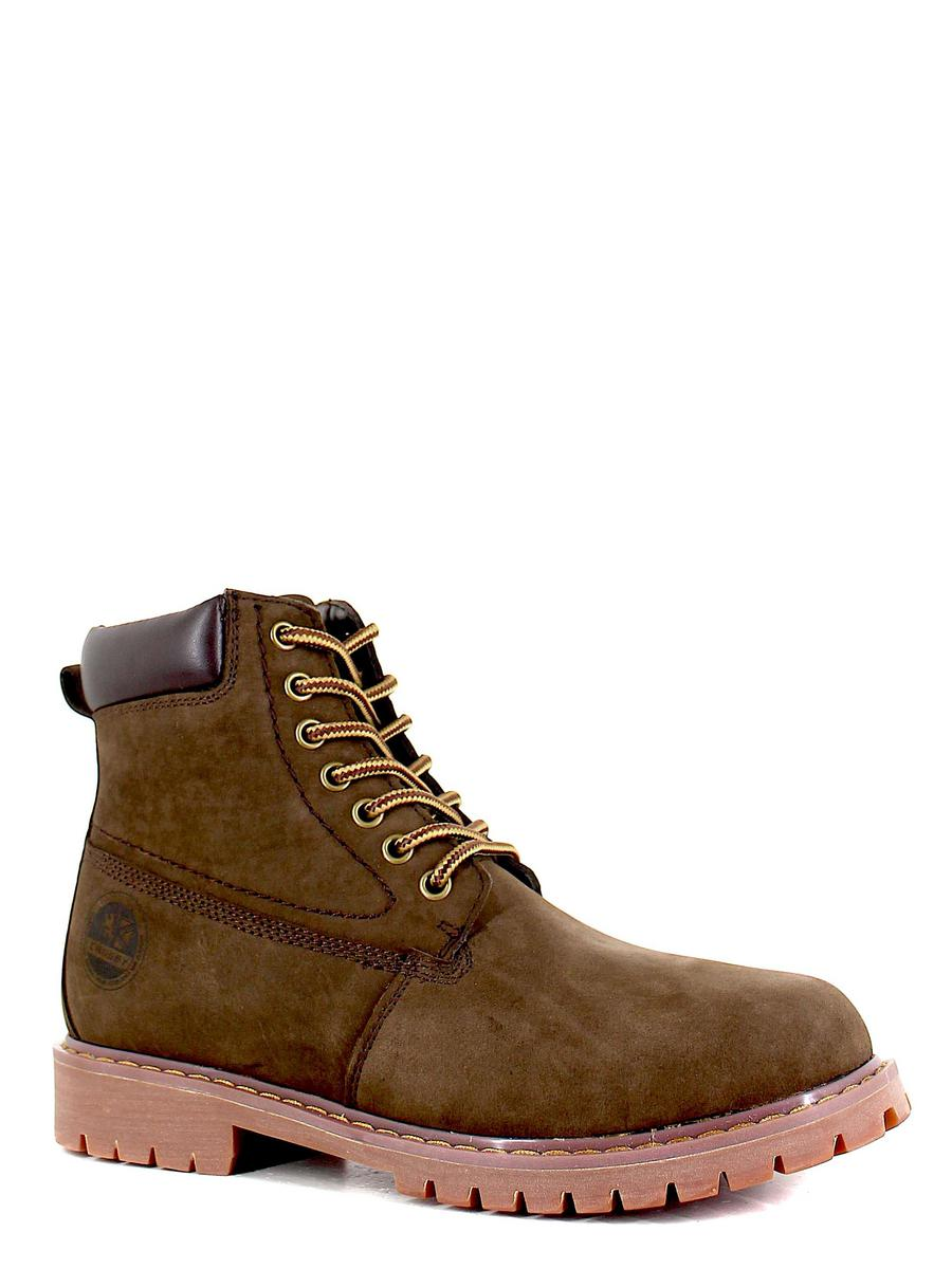 Crosby ботинки 488467/02-02 т.коричневый
