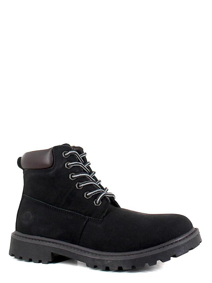 Crosby ботинки 488468/01-02 чёрный
