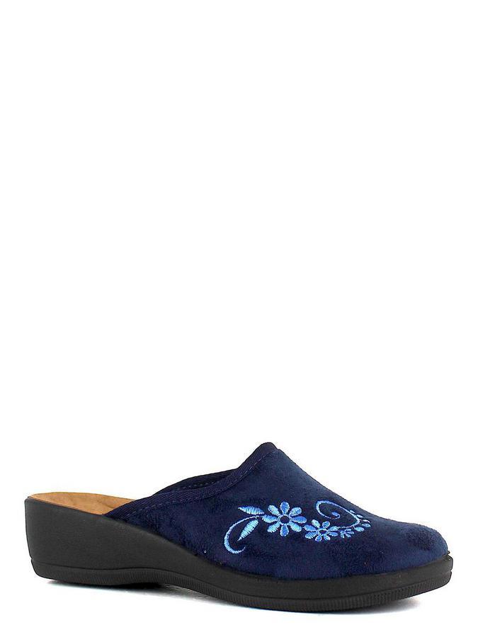 Inblu тапочки cl-2b синий