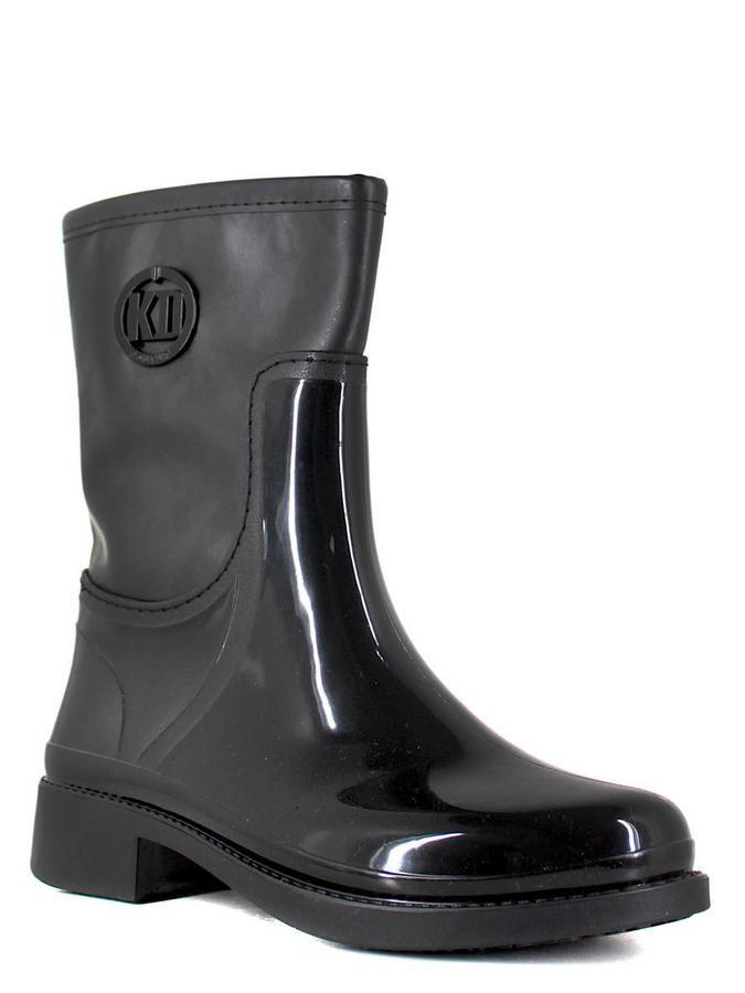 Keddo резиновая обувь 898369/01-01 чёрный