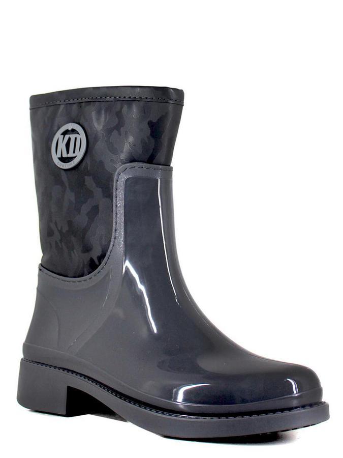 Keddo резиновая обувь 898369/01-06 серый