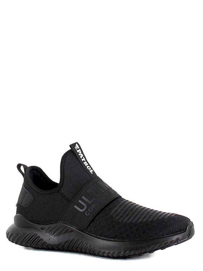 Patrol кроссовки 564-302t-20s-8-1 черный