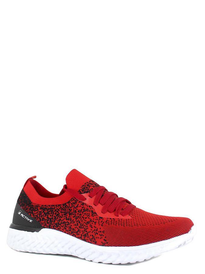 Baden кроссовки vc001-031 красный