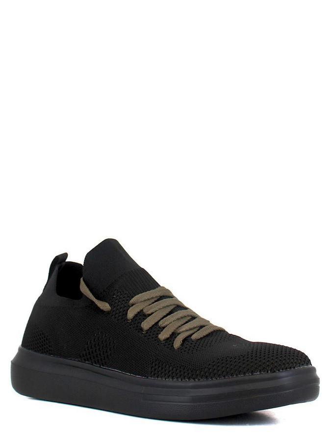 Baden кроссовки zz003-012 чёрный/хаки