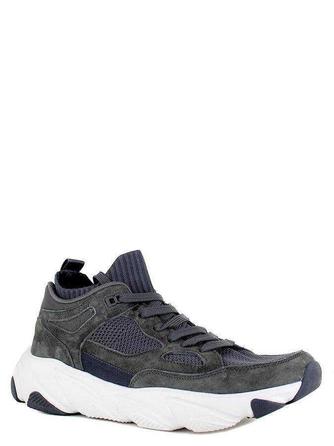 SIGMA кроссовки p003k-m серый
