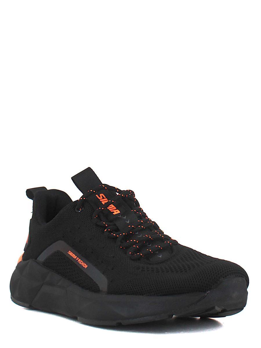 SIGMA кроссовки t6601g чёрный