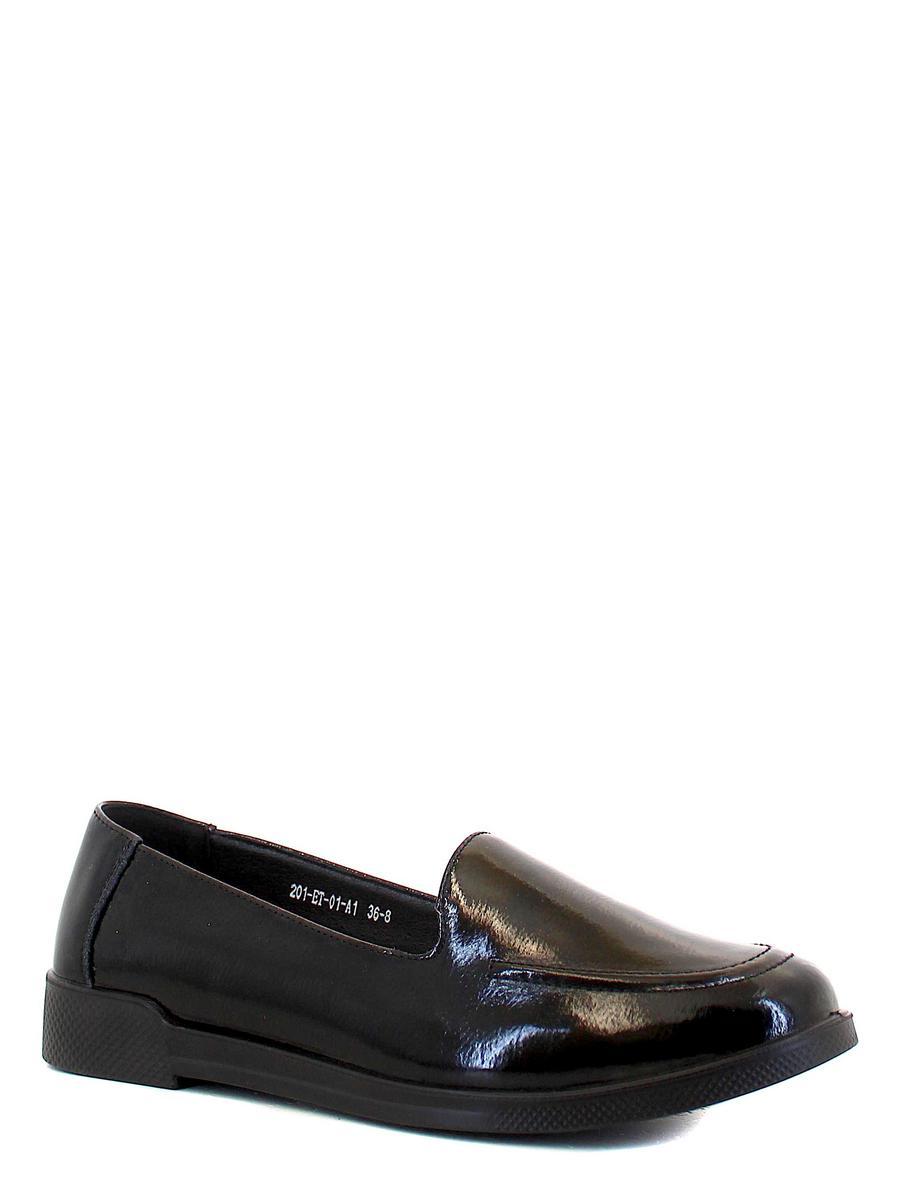 Wilmar туфли 201-et-01-a1 чёрный