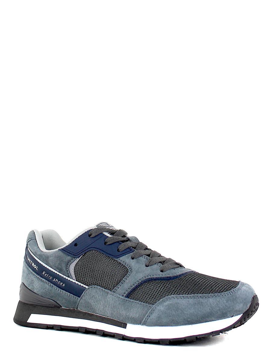 Patrol кроссовки 473-188T-20s-1/8-5 серый