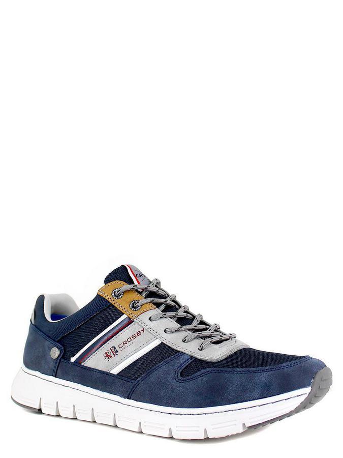 Crosby кроссовки 407589/01-02 т.синий