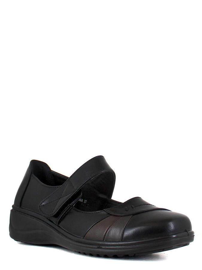 4*4 shoes туфли 29hs-10-05e0aa чёрная