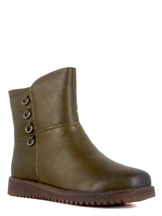Baden ботинки высокие rj001-041 зеленый