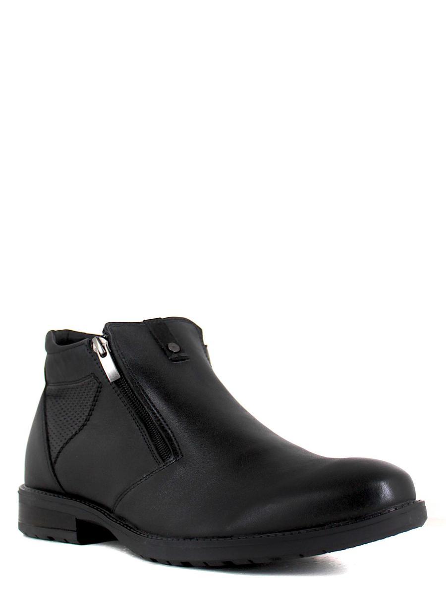 Enrico ботинки 199-291 цвет 50 черный