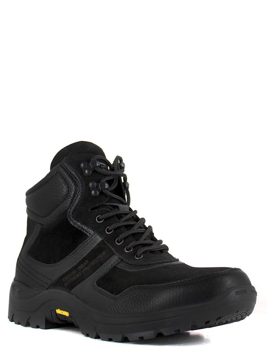 Enrico ботинки 2440-330 цвет 883 чёрный