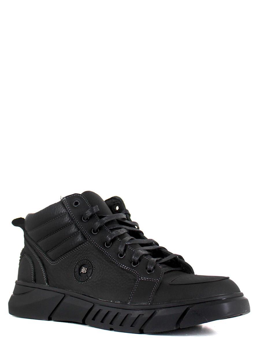Valser ботинки 601-634 чёрный