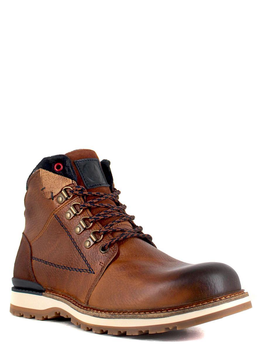 Bonty ботинки 7574 коричневый