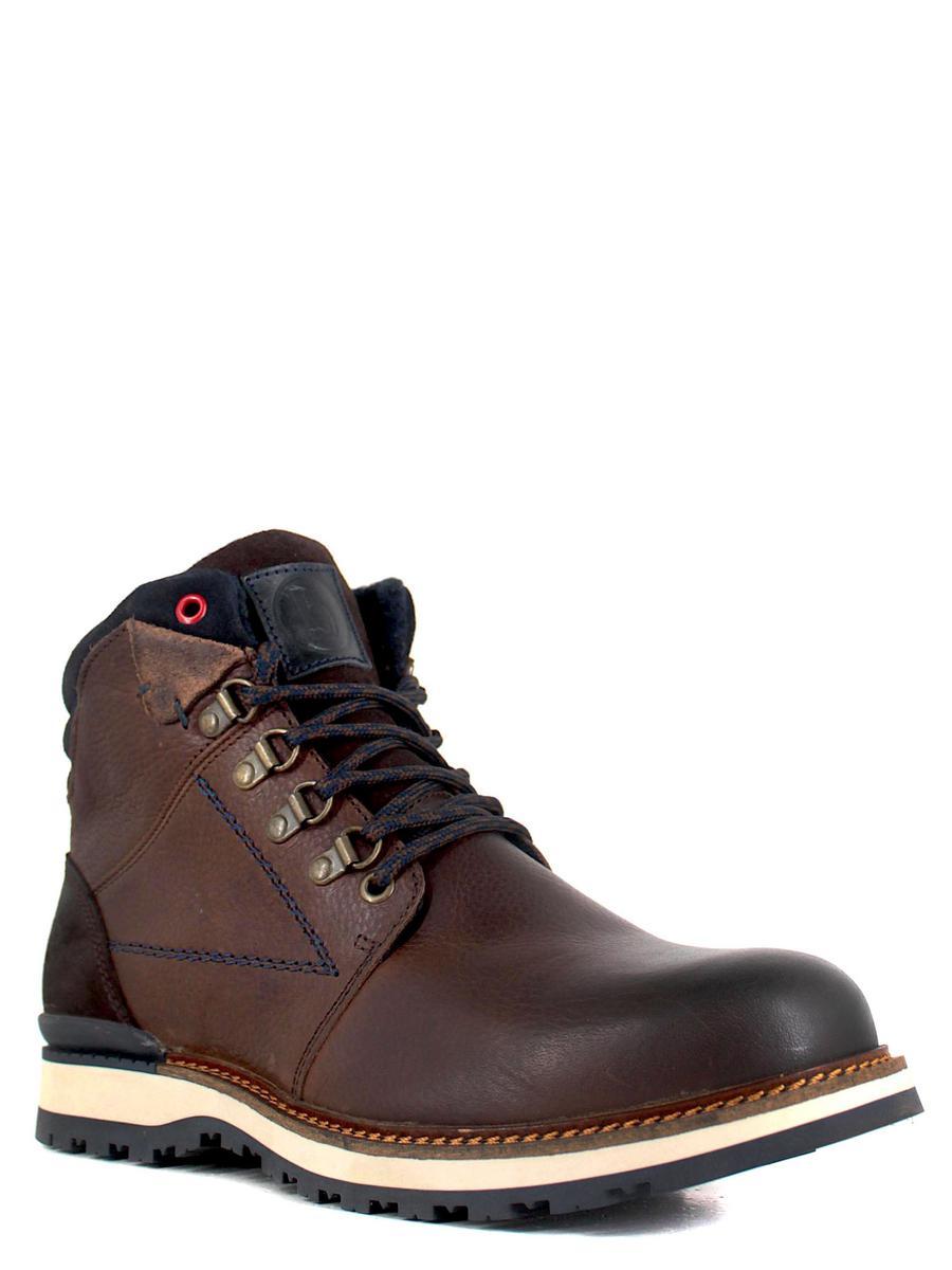 Bonty ботинки 7574 т.коричневый