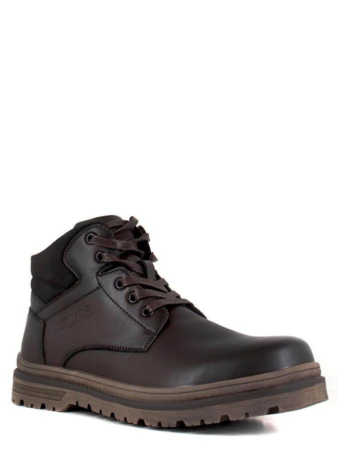Baden ботинки lz025-010 коричневый
