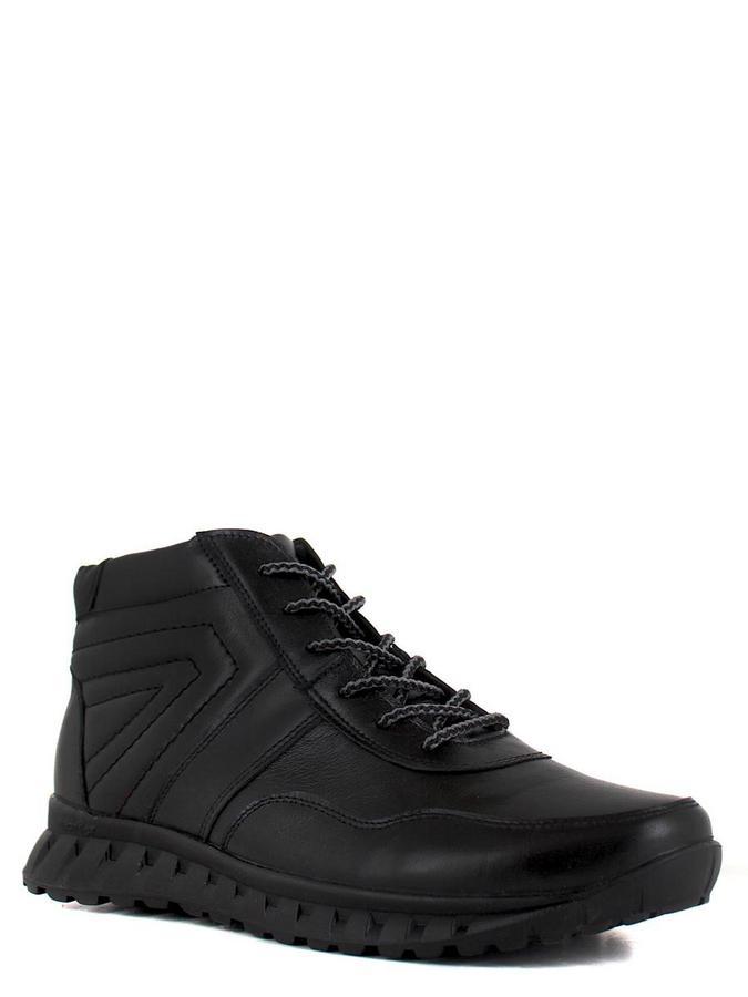 Sairus ботинки 35-57362-3 чёрный