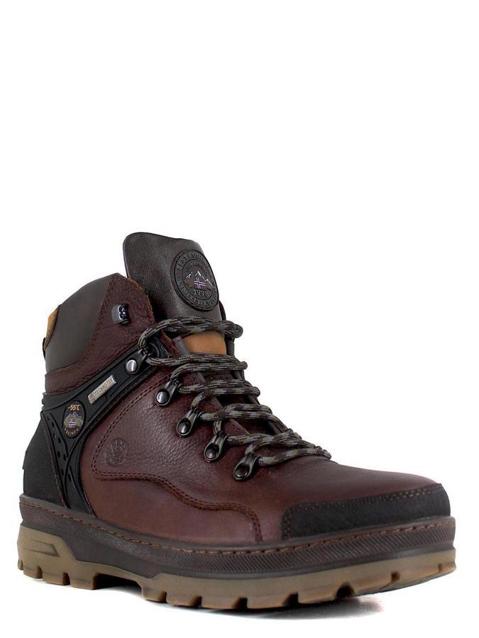 Nine Lines ботинки 7273-3.1 коричневый