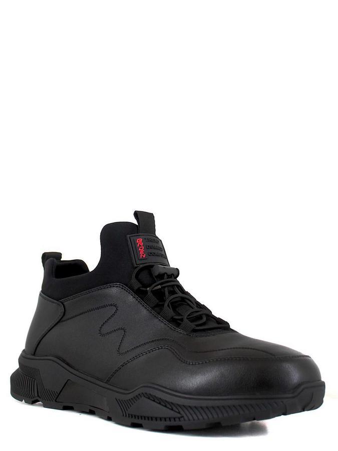 Baden ботинки ve047-010 чёрный