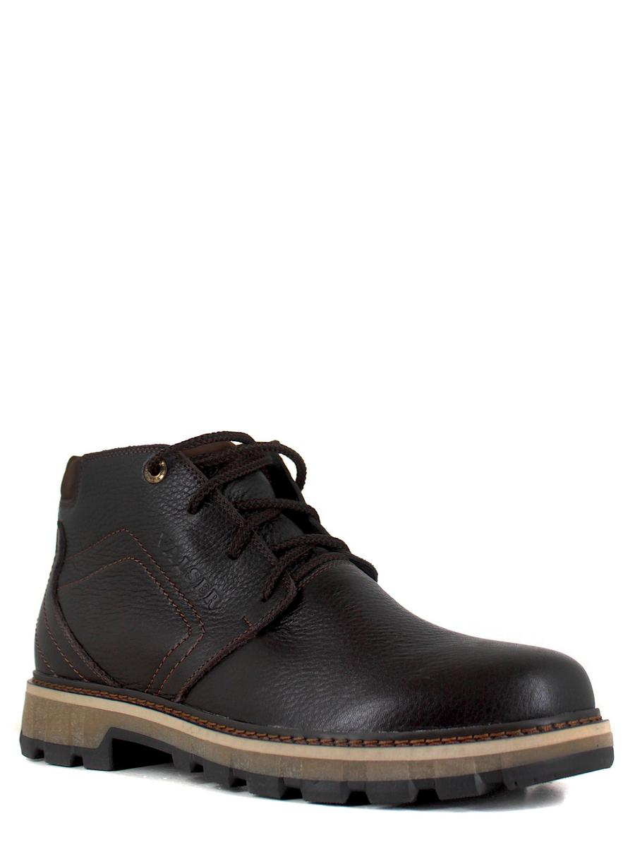 Valser ботинки 601-743m коричневый