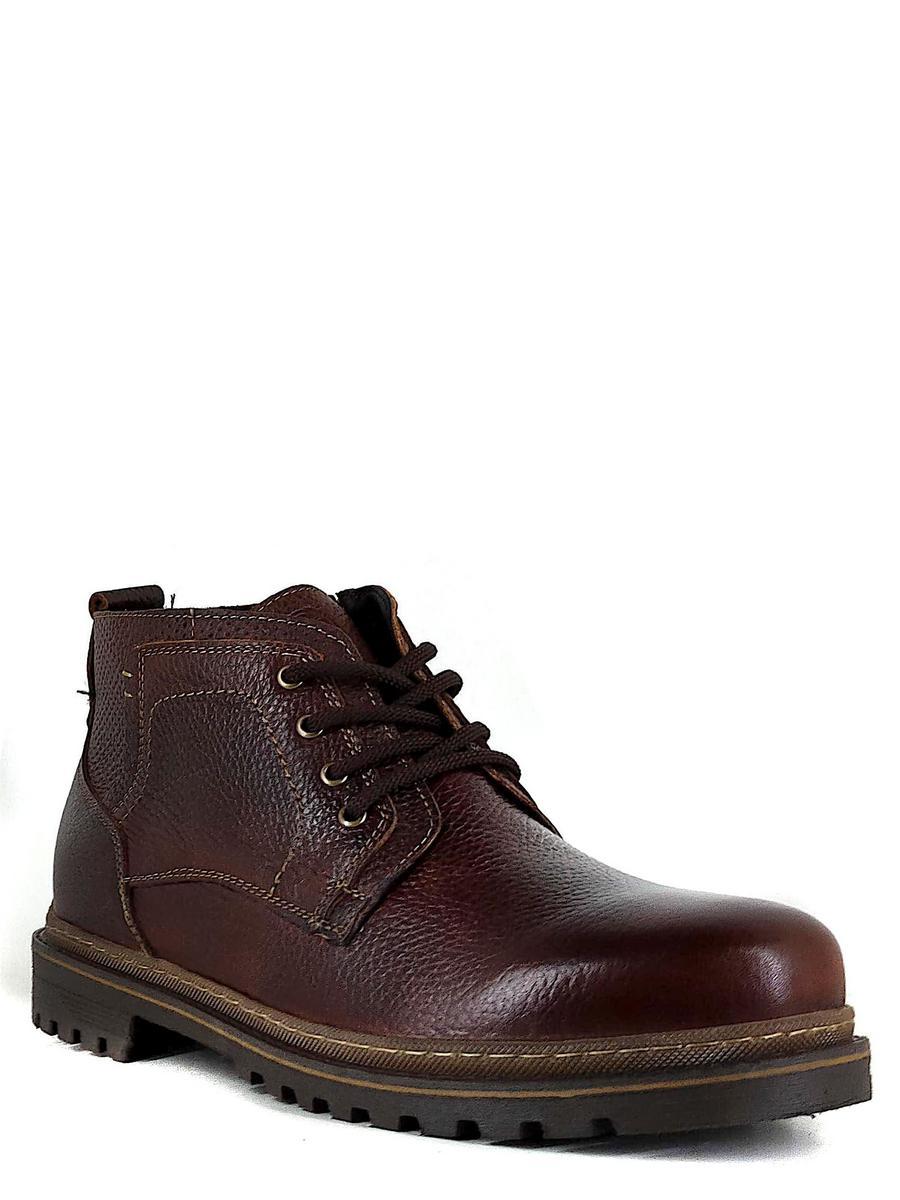 Enrico ботинки 2572-367 цвет 100 коричне