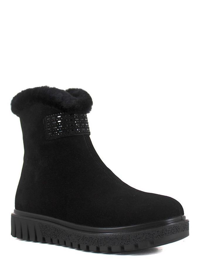 Baden ботинки u121-031 чёрный