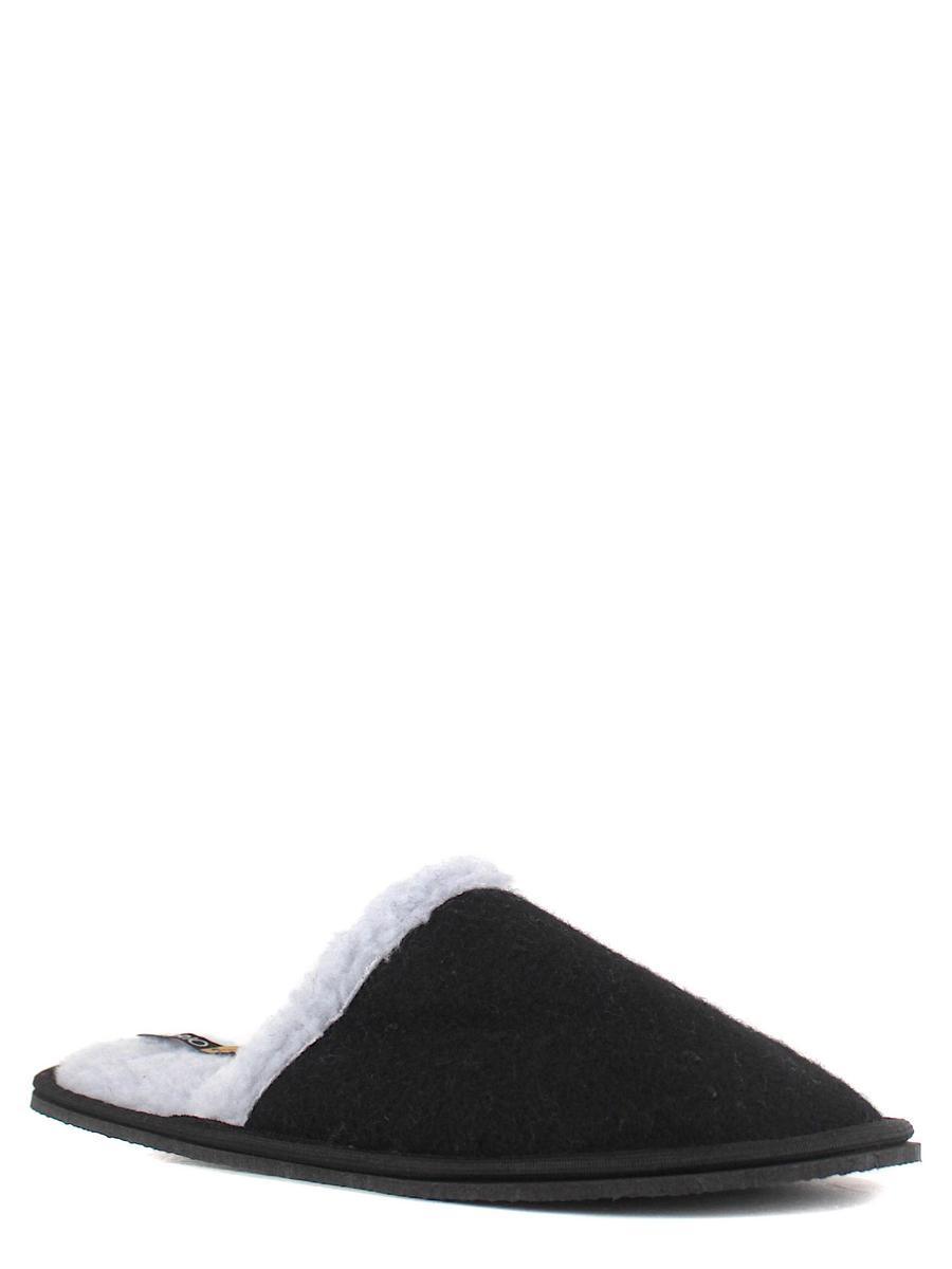 Forio тапочки 134-6904 чёрный